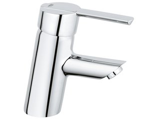 Grohe Feel wastafelkraan S-size m. push open chroom SW96615