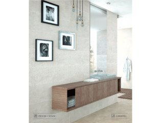 Colorker Neolith Carrelage mural 31.6x100cm Caramel SW60119
