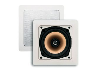 Aquasound Samba 4044 speakerset 177x177x65 Wit GA98781