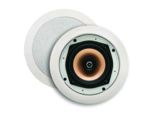 Aquasound Samba 4055 speakerset 205x65 inbouw Mat chroom GA21727