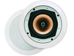 Aquasound Samba dt speaker 230x78 inbouw Mat chroom GA21044