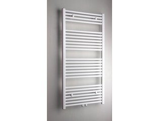 Royal Plaza Sorbus r radiator 40x120cm n41 438w recht middenaansl. wit ral 9016 OUTLET OUT5866