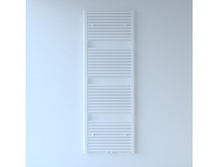 Throne Bathrooms Exclusive line 2.0 radiator 60x180cm 990watt recht middenaansluiting wit