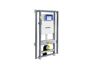 Geberit Gis easy wc element H120 inclusief reservoir UP 320 120x60 95cm inclusief frontbediening 0700143