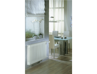 Zehnder charleston radiator 90x110x17.3cm Ral 9016 OUTLET OUT5190