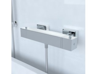 Saniclass Brauer Nurnberg 5601 douche thermostaatkraan chroom SW1185