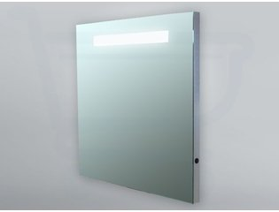 Saniclass Exclusive Line Miroir Light avec éclairage 60x70cm SW2138