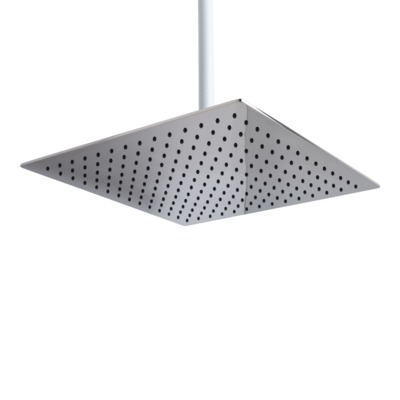 Saniclass Brauer Nurnberg Rain Shower 40cm chroom
