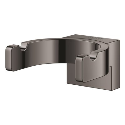 Grohe Selection haak dubbel hard graphite