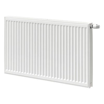 Stelrad Novello M Eco ventielradiator type 21 500x1000mm 1107W links aansluiting wit