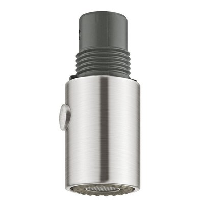 Grohe mousseur supersteel