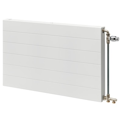 Stelrad Compact Style paneelradiator type 21 400x1000mm 870W wit