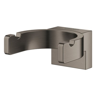 Grohe Selection haak dubbel brushed hard graphite