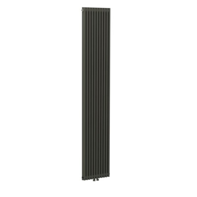 Royal Plaza Soria radiator 38x182 cm n11 1249w antraciet