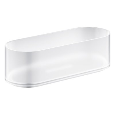 Grohe Selection douchetray glas z. houder/handdoekring