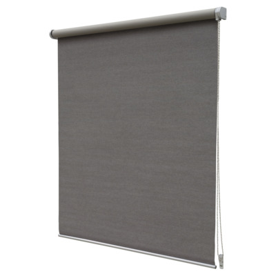 Intensions Store à enrouleur Occultant 90x190x6cm Cadre Polyester Taupe