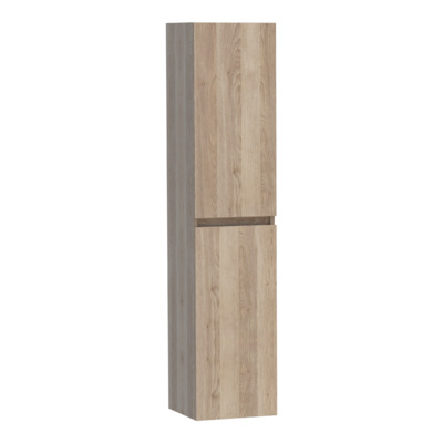 Saniclass Hoge Kast Solution 160 Legno Calore