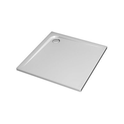 Ideal Standard Ultra Flat douchebak acryl 90x90x4,7cm wit