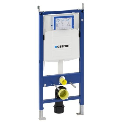 Geberit Duofix wc element H112 inclusief reservoir UP320 inclusief frontbediening