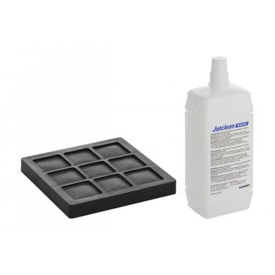 Geberit AquaClean set van 1 koolfilter en 1 douchearm reinigingsmiddel v 8000/8000 plus
