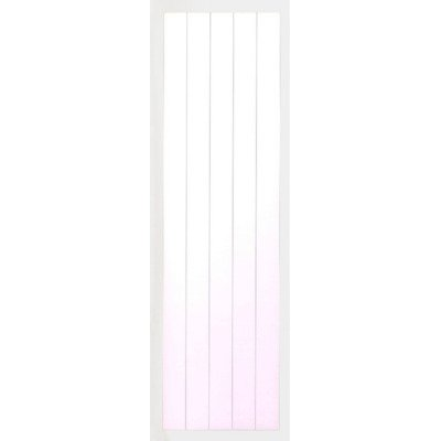 Vasco Vertiline VD designradiator vertikaal 508x1820mm 1489 watt antraciet
