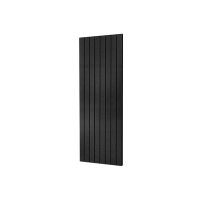 Plieger Cavallino Retto Radiateur design vertical simple 180x29.8cm 614W noir graphite