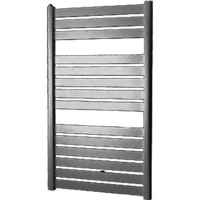 Plieger Vela designradiator 1120X660mm 635 watt antraciet metallic