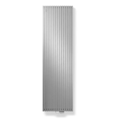 Vasco Carre Plan CPVN2 designradiator dubbel 2000x655mm 2813W grijs wit
