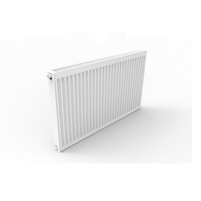 Stelrad Novello M Eco Ventielradiator type 11 400X2000mm 1352 watt midden links