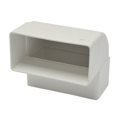 IVC AIR Canal plat 110x55mm angle vertical 2