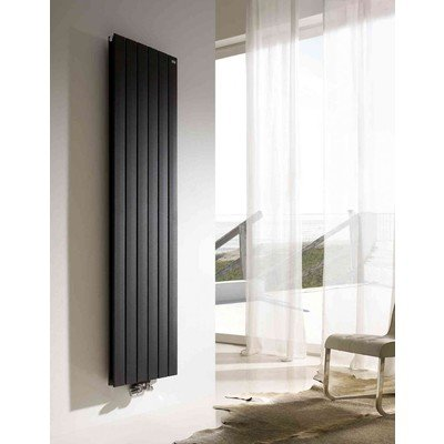 Throne Bathrooms XRay Designradiator 140x44cm AVV middenaansluiting 140/40 MA Wit Glans 847 Watt