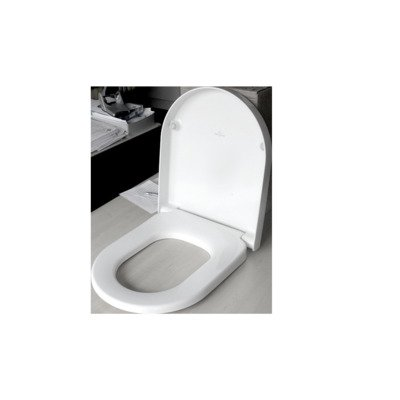 Villeroy en Boch Subway 2.0 closetzitting met quick release wit