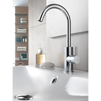 Hotbath Laddy Mitigeur de lavabo 004 S Chrome