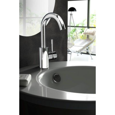 Hotbath Buddy Mitigeur lavabo 1 trou 004 S chrome
