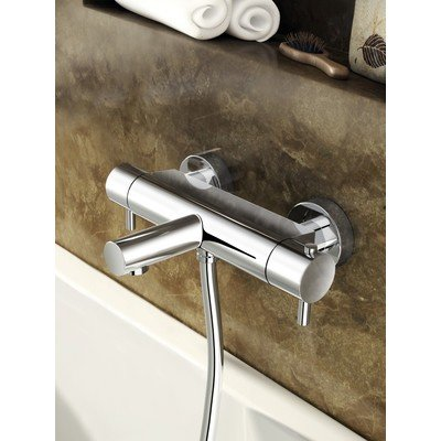 Hotbath Laddy Mitigeur de bain thermostatique B022 chrome
