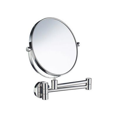Smedbo Outline Miroir grossissant mural x5 20cm chrome