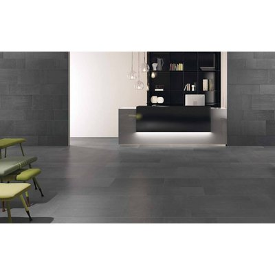 Keope Back Carrelage sol 30x60cm Anthracite