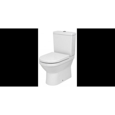 Plieger Compact WC pack universeel met closetzitting wit OUTLET