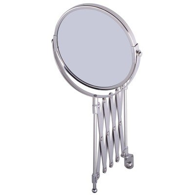 Haceka Ixi Miroir grossissant suspendu Polished Chrome