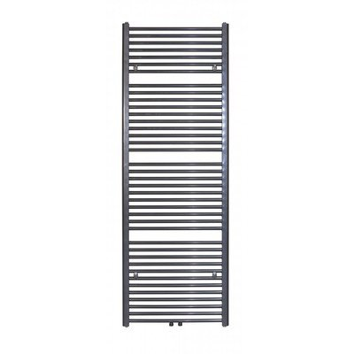 Rosani Exclusive Line DR handdoekradiator 60x170cm 904watt middenaansluiting glans antraciet