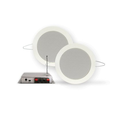 Aquasound bluetooth music center 35w m twist speakerset