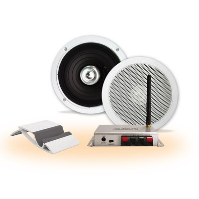 Aquatunes Bluetooth Music Center met Bolero speakerset