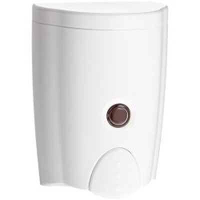 Neoperl Distributeur savon smart simple 500ml avec Tesa autocollant blanc