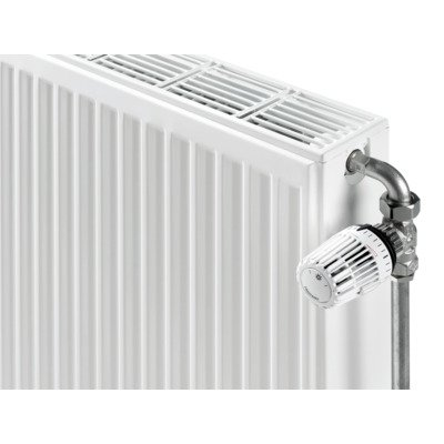 Stelrad Compact paneelradiator type 22 400x400mm wit