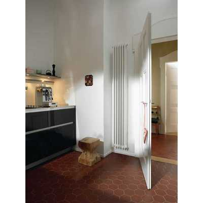 Zehnder Charleston ledenradiator 2000x184mm 552W wit