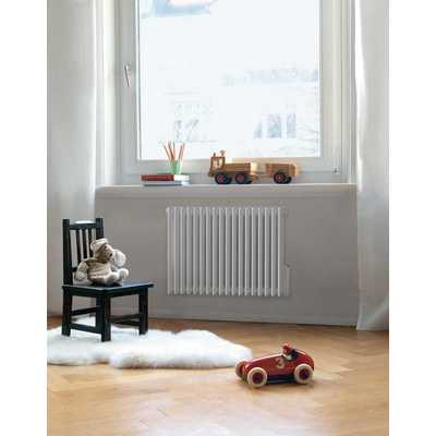 Zehnder Charleston ledenradiator 550x552mm 884W wit