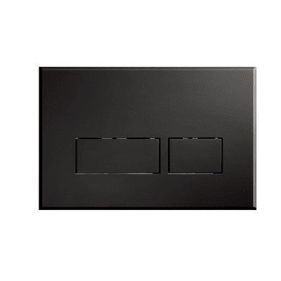 Royal Plaza Inala Plaque de commande noir mat DESTOCKAGE