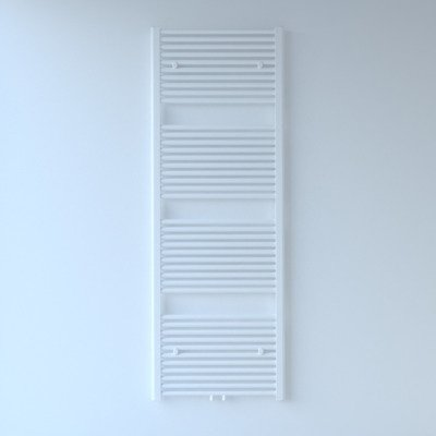Throne Bathrooms Exclusive line 2.0 radiator 60x180cm 782watt recht middenaansluiting wit