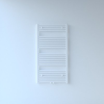 Rosani Exclusive line 2.0 radiator 60x120cm 617watt recht middenaansluiting wit