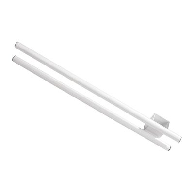 Stelrad Vertex handdoekhouder type 20/21 400mm wit
